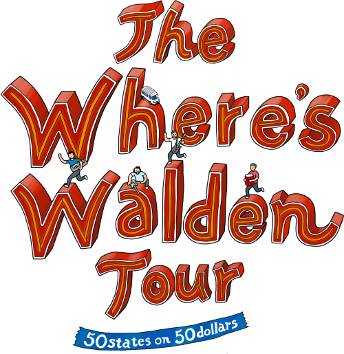 logo with band